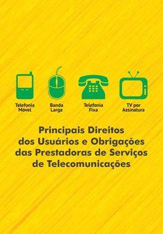 A Anatel lançou o seguinte guia para esclarecer dúvidas dos consumidores brasileiros e informar as obrigações das empresas de telecomunicação no mercado nacional. Fique de olho e conheça seus direitos.