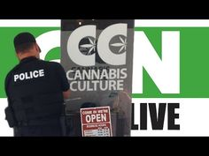 Cannabis Culture News LIVE: They Keep Raiding and We Keep Opening
