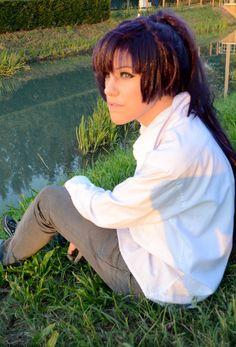 Inuzuka Shino(18) - Hakkenden ~ Touhou Hakken Ibun by aiko-713