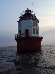 Light house Chesapeake
