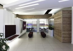 Wheatley Group – HQ Reception Meeting Rooms