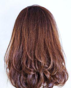グラマラスボブディ|HAIR DIMENSION 1|(ヘアーディメンション ワン)|美容室・美容院 - ヘアカタログLucri(ラクリィ)|最新のヘアスタイル・髪型情報を紹介 Beauty Box, Hair Beauty, Medium Hair Styles, Long Hair Styles, Natural Curls, Perm, Cut And Color, My Style, Women