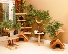 25 Original Furniture Designs Your Cat Will Love