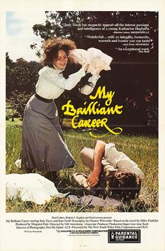 My Brilliant Career 1979 - Gillian Armstrong. To watch