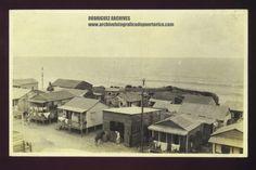 SAN JUAN, P. R. RPPC - La Perla Neighborhood - Unused c. 1910-1920's