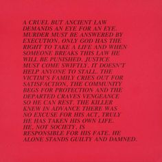 Untitled from Inflammatory Essays, 1979-82. Lithograph on paper. 43.1 x 43.1 cm