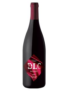 DLC Öküzgözü 2010 BY DOLUCA - Turkish Wine