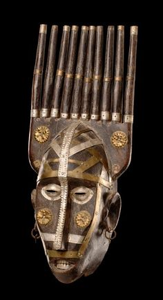 "Mask ""ntomo"", Bamana, Mali"