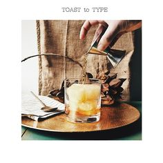 Toast To Type: Rum A