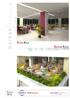 PROPOSED Hotel Cordela Yogyakarta - Dining Area