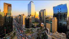 Séoul - Corée du Sud South Korea, Vacations, New York Skyline, Tokyo, Landscapes, News, Travel, Beautiful Places, Places To Visit