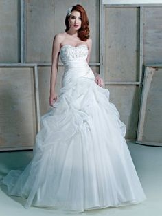 Elia Rose Bridal Gown Style - Be166