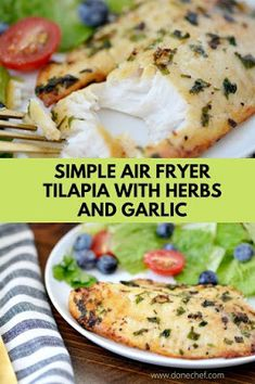 I love flaky golden brown fish which I find in The Tilapia Air Fryer, a great and easy and quick diner that doesn't have a lot of ingredient that lets you make it and do it again and trust me you are. adore it perfectly