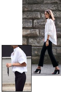 Theone item in my closet, aside from jeans, I have in multiples is a white shirt. Of course, I have a couple of classic button downs, but the ones that get me excited have something special……