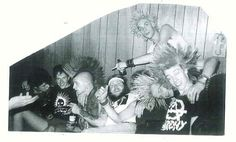 party with charged gbh 1980s