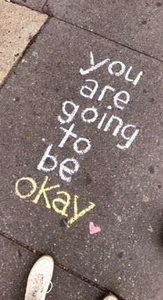 Sidewalk Art Quotes Street Art, The sight of kids drawing on the pavement with sidewalk chalk is practically guaranteed to induce a, Smile Quotes, Happy Quotes, Quotes Positive, Happiness Quotes, Positive Motivation, Positive Attitude, Positive Affirmations, Happy Sayings, Choose Happiness