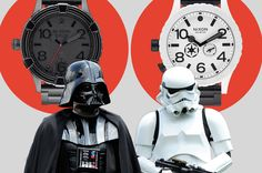 Nixon star wars watches - at South Coast this weekend!!