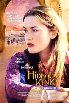 Movie that showed me what a great actress Kate Winslet is. that, and this movie is just really earthy #strongfemalelead