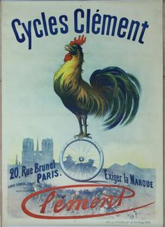 Bicycle Brands, Bicycle Race, Bike Art, Om, Paris, Animals, Bicycle Kick, Road Racer Bike, Montmartre Paris