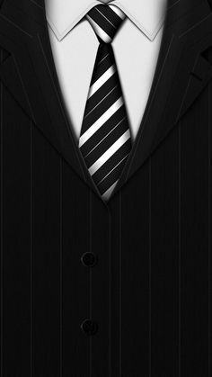 ↑↑TAP AND GET THE FREE APP! Stylish Men's World Style Suite Tie Black For Guys Cool Art HD iPhone 6 Wallpaper More