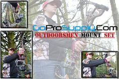 OutdoorsMen Mount Kit - GoProSupply.com