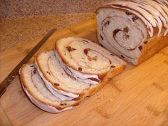 Cinnamon Swirl Raisin Bread | Little Kitchen on the Prairie