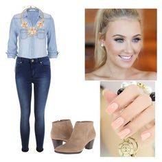 """Untitled #109"" by hewhitman on Polyvore"