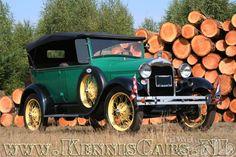 Ford Model A Phaeton 1928.