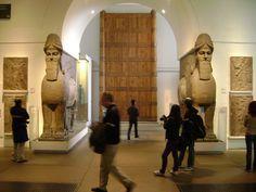 Room 6, Assyrian sculpture and Balawat Gates