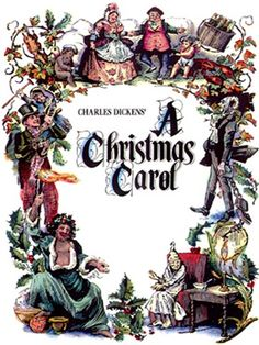 "Charles Dickens' ""A Christmas Carol"": My favorite novel. I love the simplicity of its complexity...plus, it has ghosts!!!"