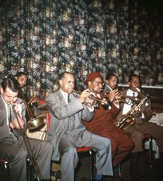 Dizzy Gillespie - Images of Jazz Greats - Slide Show - NYTimes.com