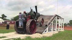 Oklahoma Steam Threshers & Gas Engine Association, via YouTube.