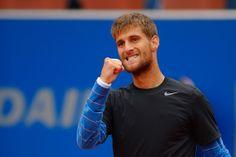 Martin Klizan accede a la final de Munich, 2014