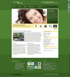 Accord Dental Clinic in Vancouver, British Columbia's Homepage