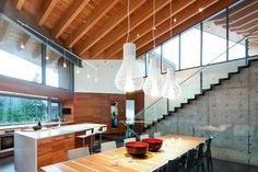 Residencia Whistler / BattersbyHowat Architects (8)