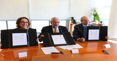 Firman IPN y UNAM convenio de movilidad con Secretaría General Iberoamericana