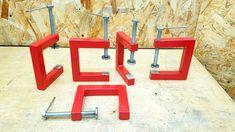 Homemade Tools, Diy Tools, Welding Projects, Diy Projects, Driftwood Lamp, Carport Designs, Mechanic Tools, Garage Tools, Iron Furniture