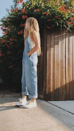 Adrette Outfits, Teen Fashion Outfits, Cute Casual Outfits, Look Fashion, Spring Outfits, Ootd Summer Casual, Urban Fashion Girls, Trendy Summer Outfits, Cute Girl Outfits