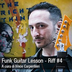 New article on MusicOff.com: Funk Guitar Lesson - Riff #4. Check it out! LINK: http://ift.tt/1XHVqD8