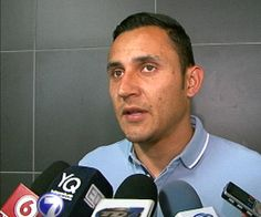 Keylor Navas está teniendo una gran temporada con el Levante UD (España).
