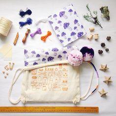 Illustrator, Fabric Print Pattern Designer + Handmade maker 🌏Australia - worldwide shipping - custom orders welcome 🌿