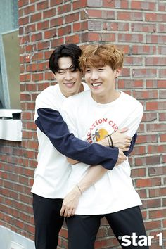 #BTS #방탄소년단 ❤ Jimin and J-Hope For STAR1 Magazine Vol.53 ~ August 2016 issue.