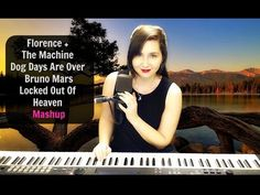 Dog Days Are Over /  Locked Out Of Heaven Mashup - Florence + The Machine / Bruno Mars (cover by Kate Reenamuze) | Cover Toplist