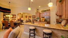 The #kitchen #nook is the perfect place to start your day with a delicious cup of #coffee!
