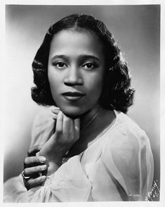 When Camilla Williams made her debut at New York City Opera in 1946, she became the first African-American to sign a contract with a major opera house.John D. Kisch/Separate Cinema Archives/Getty