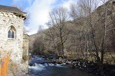 Riu Noguera Pallaresa (Pallars Sobirà)