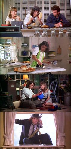Benny and Joon.....love love love this movie