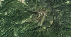 Google Earth - Volcan Baru, Panama