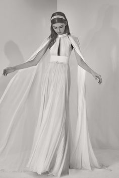 For winter weddings, a collection of ten breathtaking gowns from Elie Saab. For Fall 2017 Elie Saab Bridal introduces new materials, an additional new. Elie Saab Bridal, 2017 Bridal, Bridal Gowns, Wedding Gowns, 2017 Wedding, Bridal Collection, Dress Collection, Collection 2017, Most Beautiful Wedding Dresses