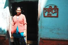 My next door neighbor at Dasasvamedha Ghats, Varanasi, India